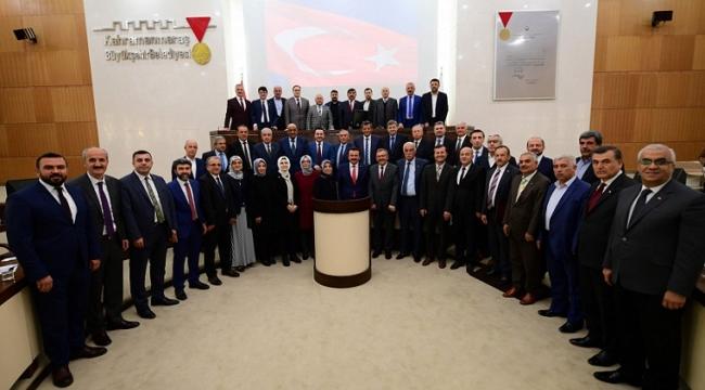 Büyükşehir Meclisi Final Yaptı...
