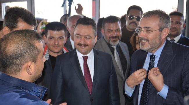 ELBİSTAN EVLATLARINA SAHİP ÇIKACAK..