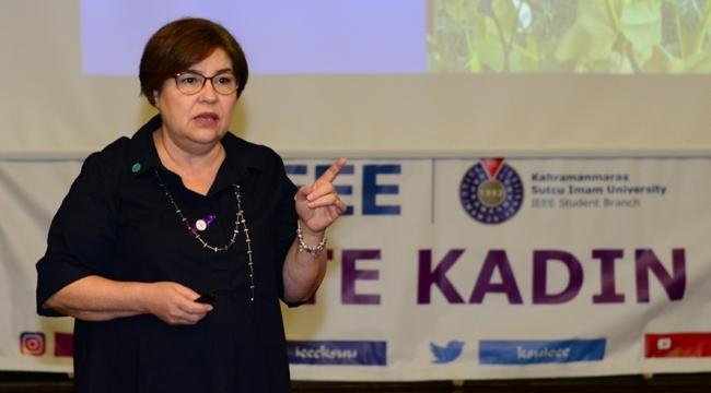 KSÜ'de İş'te Kadın Etkinliğinin 9.'su Düzenlendi