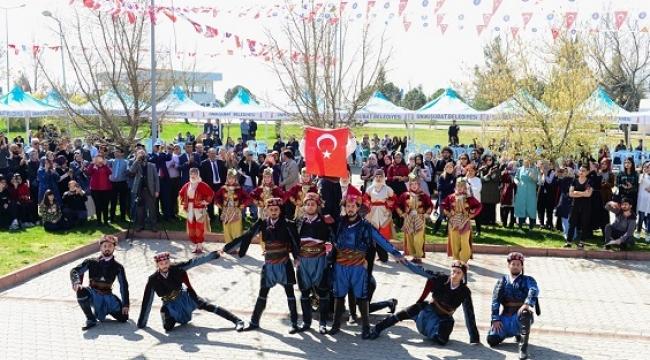 KSÜ, Nevruz Bayramı'nı Coşku İle Kutladı..
