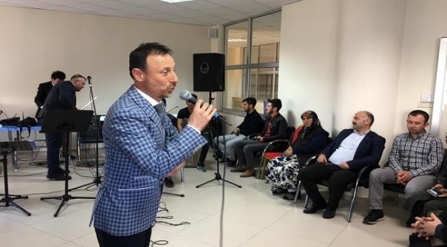 KSÜ Yaşlılar Haftasını Konserle Kutladı..