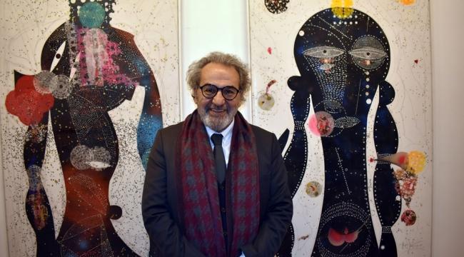 Prof. Dr. Koçan'ın SANKO Sanat Galerisi'ndeki Sergisine İlgi