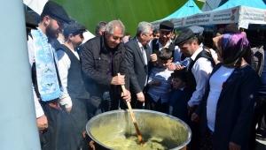 Tirşik'te Kazan 11. Kez Kaynadı...