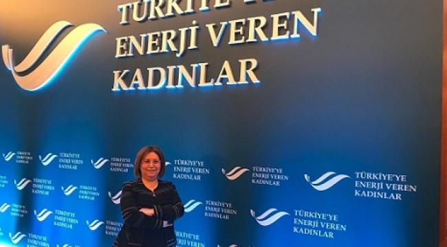 Türkiye'ye Enerji veren Kadınlar Arasında Medine Tanış ilk sıralarda...