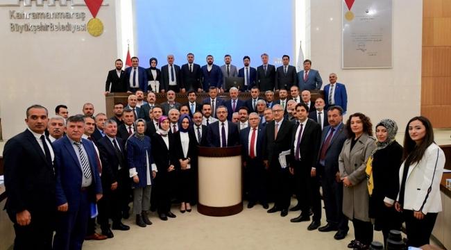 Büyükşehir İlk Meclis Toplantısını Gerçekleştirdi
