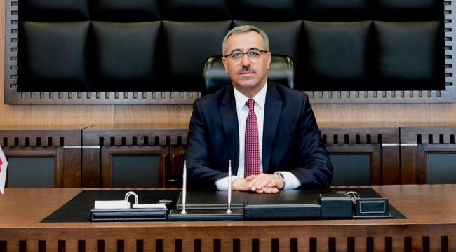 """BAŞKAN GÜNGÖR: """"1 MAYIS EMEK VE DAYANIŞMA GÜNÜ KUTLU OLSUN"""".."""