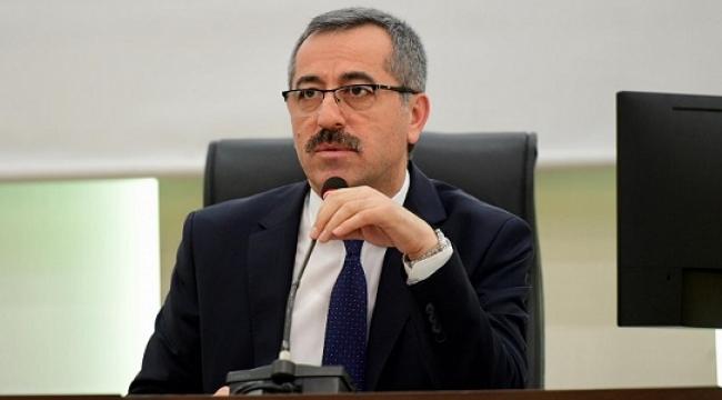"""BAŞKAN GÜNGÖR: """"SU ÜCRETİNE HERHANGİ BİR ZAM YAPMADIK"""".."""