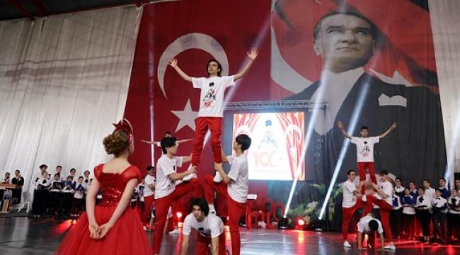 BÜYÜK ÖNDER, 100 YIL ÖNCE SAMSUN'DA SÖNMEYECEK ATEŞ YAKTI..