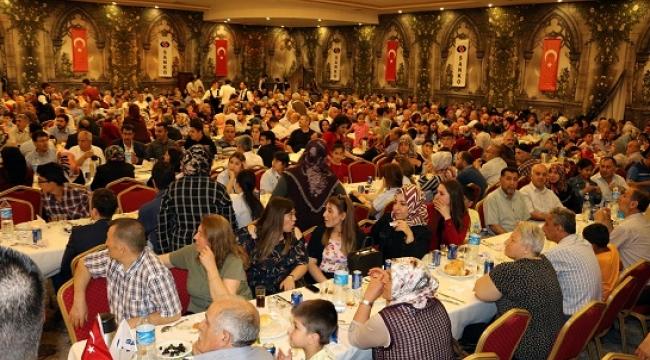 SANKO EMEKLİLERİ İFTAR'DA BULUŞTU.
