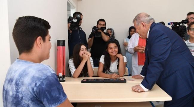 Başkan Mahçiçek, Çocukları yaz okuluna davet etti...