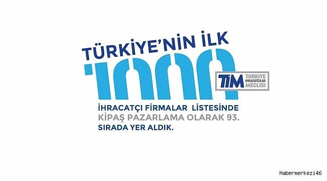 KİPAŞ İLK 100'Ü SEVDİ..