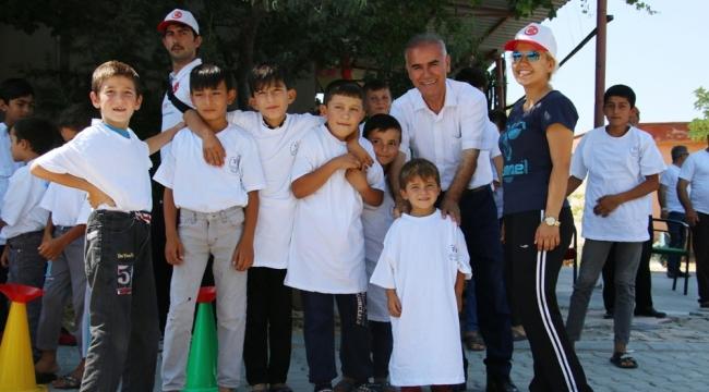 Köseli Mahallesi 'Alo Spor Projesi'yle Spora Başladı