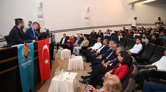 TORUNLARIMIZ DAHİ EXPO 2023'ÜN EKMEĞİNİ YİYECEKLER..