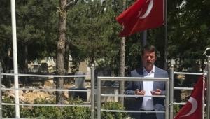TÜRKOĞLU, DEMOKRASİNİN YANINDA YER ALDI..