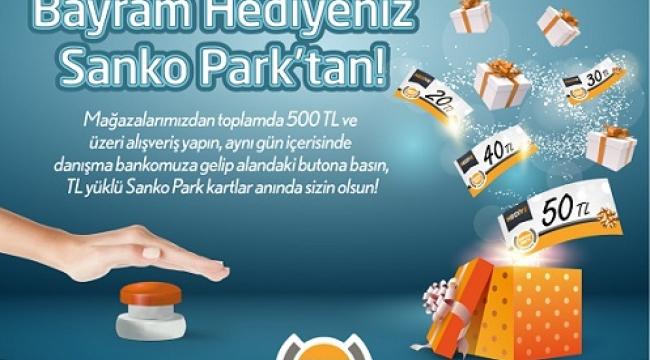 SANKO PARK'TA BAYRAM ALIŞVERİŞİ ŞENLİĞE DÖNÜŞECEK..