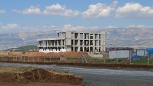 AMATEM Hizmet Binası Hızla Yükseliyor