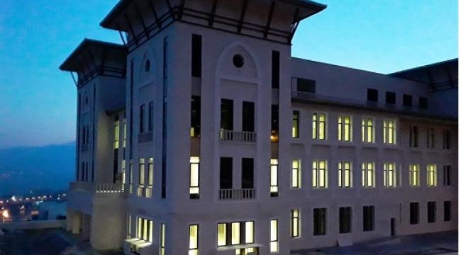 Onikişubat'a Yakışır Yeni Belediye Hizmet Binası..