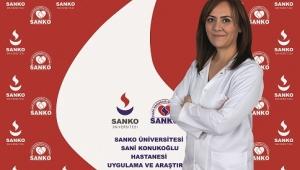 DR. BURCU GÖKALP ÖZCAN SANKO'DA..