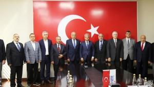 İŞ DÜNYASINDAN BARIŞ PINARI HAREKATINA TAM DESTEK..