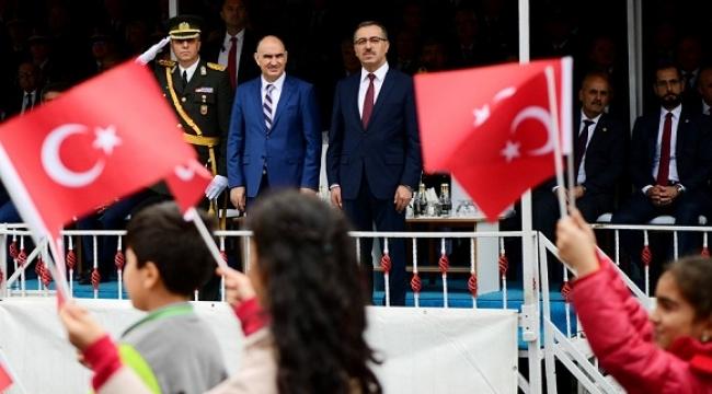 Kahraman Şehrimizin ve Ülkemizin Cumhuriyet Bayramı Kutlu Olsun..