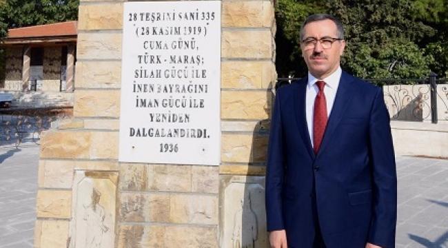 Tarihi Maraş Kalesi'nde Çalışmalar Başladı..