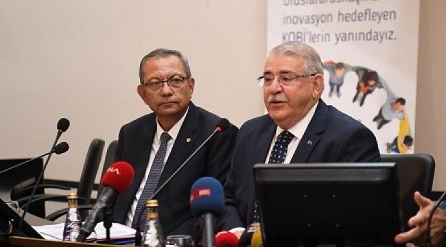 Başkan Mahçiçek, Sanayicilere EXPO 2023'ü Anlattı..
