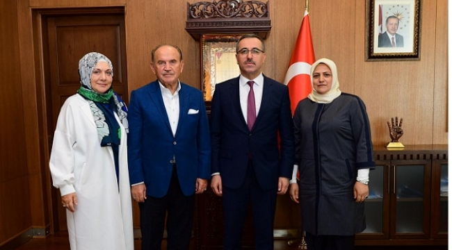 KADİR TOPBAŞ KAHRAMANMARAŞ'I BEĞENDİ...