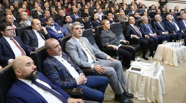 KMTSO 16. Olağan Meclis Toplantısı Yapıldı