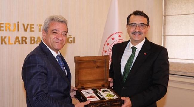 KMTSO KENTİN SORUNLARINI ANKARA'YA TAŞIYOR..