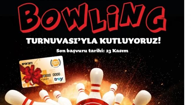 SANKO PARK'DA ÖĞRETMENLERE BOWLİNG TURNUVASI ..