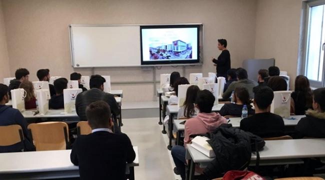 SANKO Üniversitesi'ne Geleceğin Üniversitelilerinden Yoğun İlgi