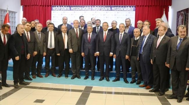 KMTSO, Eskişehir Sanayi Odası İle İşbirliği Protokolü İmzaladı