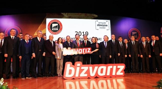 SANKO HOLDİNG ŞİRKETLERİNE 8 ÖDÜL VERİLDİ..