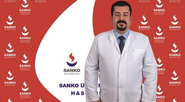 KBB UZMANI OPR. DR. KORAY TÜMÜKLÜ DE SANKO'DA..