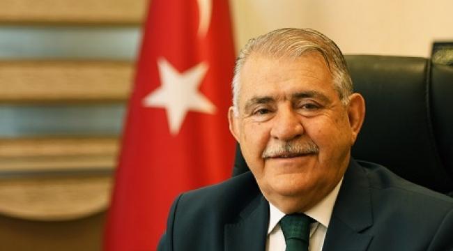 """Başkan Mahçiçek, """"Tarihimiz Altın Harflerle Yazılmış Bir Destandır"""".."""