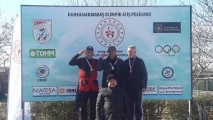 FAHRİ GEMCİ'Yİ ANMA ATICILIK TRAP KUPASI TAMAMLANDI..