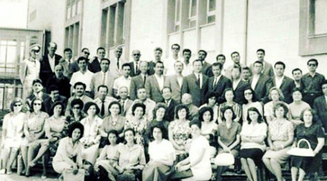GAZİANTEP LİSESİ 87 YAŞINDA..