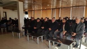 ŞEKER PANCARI ÜRETİCİLERİNE EĞİTİM...