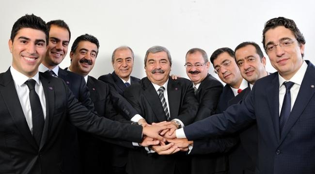 BİZ DE SİZİNLEYİZ TÜRKİYEM..