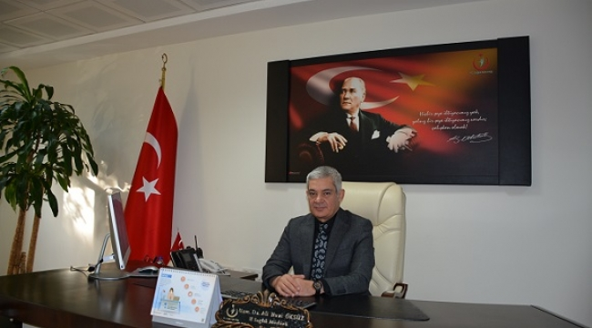 KAHRAMANMARAŞ'TA  KORONAVİRÜS TESTLERİ YAPILMAYA BAŞLANDI.