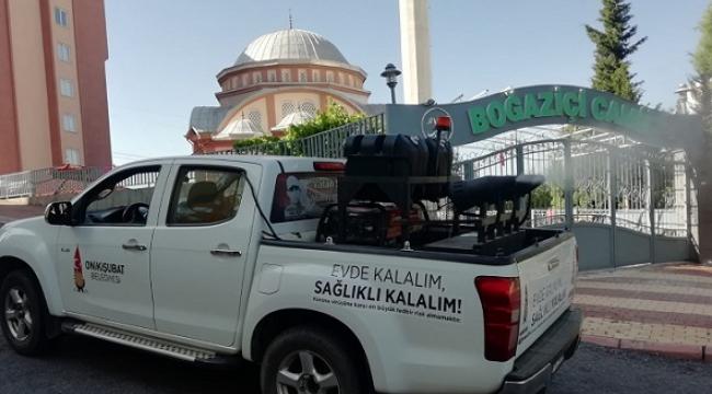 Onikişubat'ta, 46 Camide Cuma Namazı Kılınabilecek..