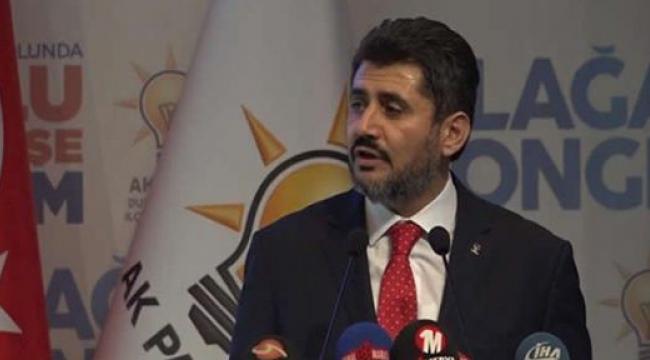 AK PARTİ İL BAŞKANINDAN GENÇLERE BAŞARI TEMENNİSİ...