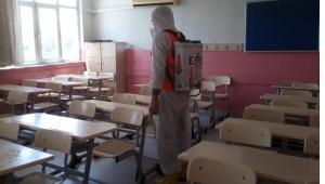 Başkan Mahçiçek LGS Sınavı Öğrencilerine Başarılar Diledi..