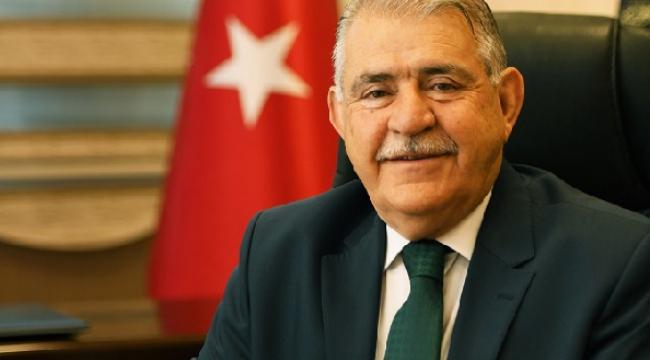 """Başkan Mahçiçek, """"Şehrimize Hoşgeldiniz"""".."""