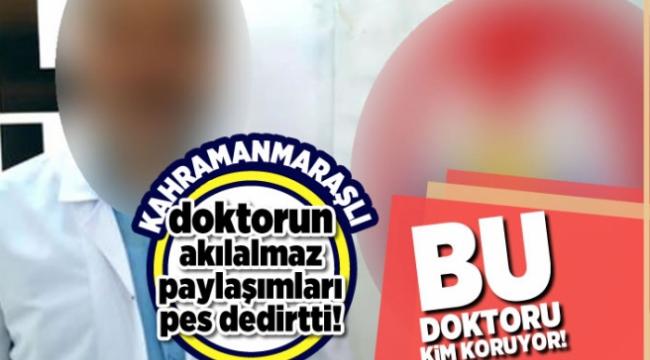 BU DOKTORU KİM KORUYOR..