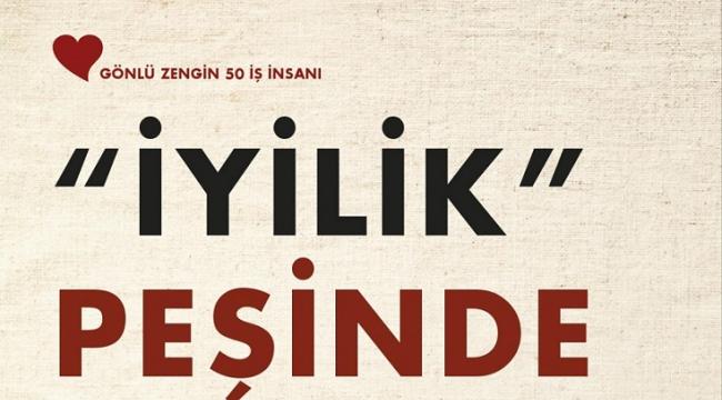 GÖNLÜ ZENGİN 50 İŞ İNSANI ARAŞTIRMASINDA MEHMET HANEFİ ÖKSÜZ'DE YER ALDI..