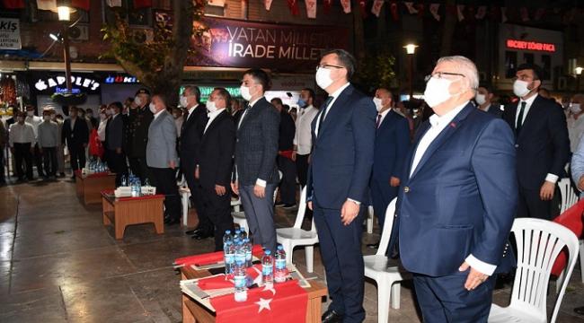 Onikişubat Belediyesi, 15 Temmuz'u Vatandaşlarla Kutladı..