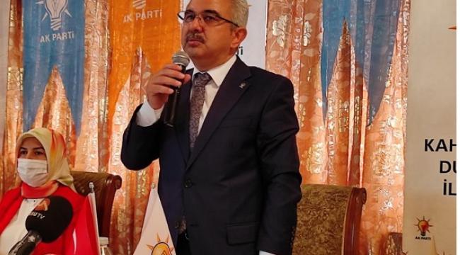Ak Parti Dulkadiroğlu Avşaroğlu ile devam..