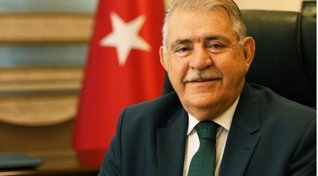 Başkan Mahçiçek, AK Parti'nin 19. Kuruluş Yıldönümünü Kutladı..