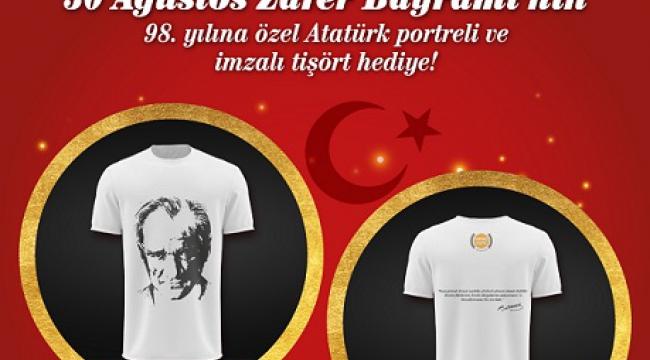 SANKO PARK'TA 30 AĞUSTOS ZAYRAMI COŞKUSU..